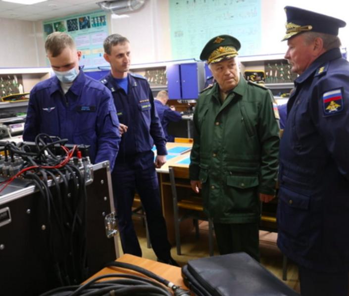Заместитель министра обороны РФ приехал с проверкой в Воронеж