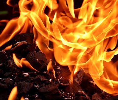 При пожаре в Новой Усмани эвакуировали 20 человек