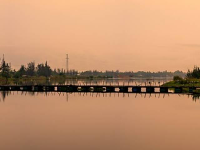 В Воронежской области затопленными остаются три низководных моста