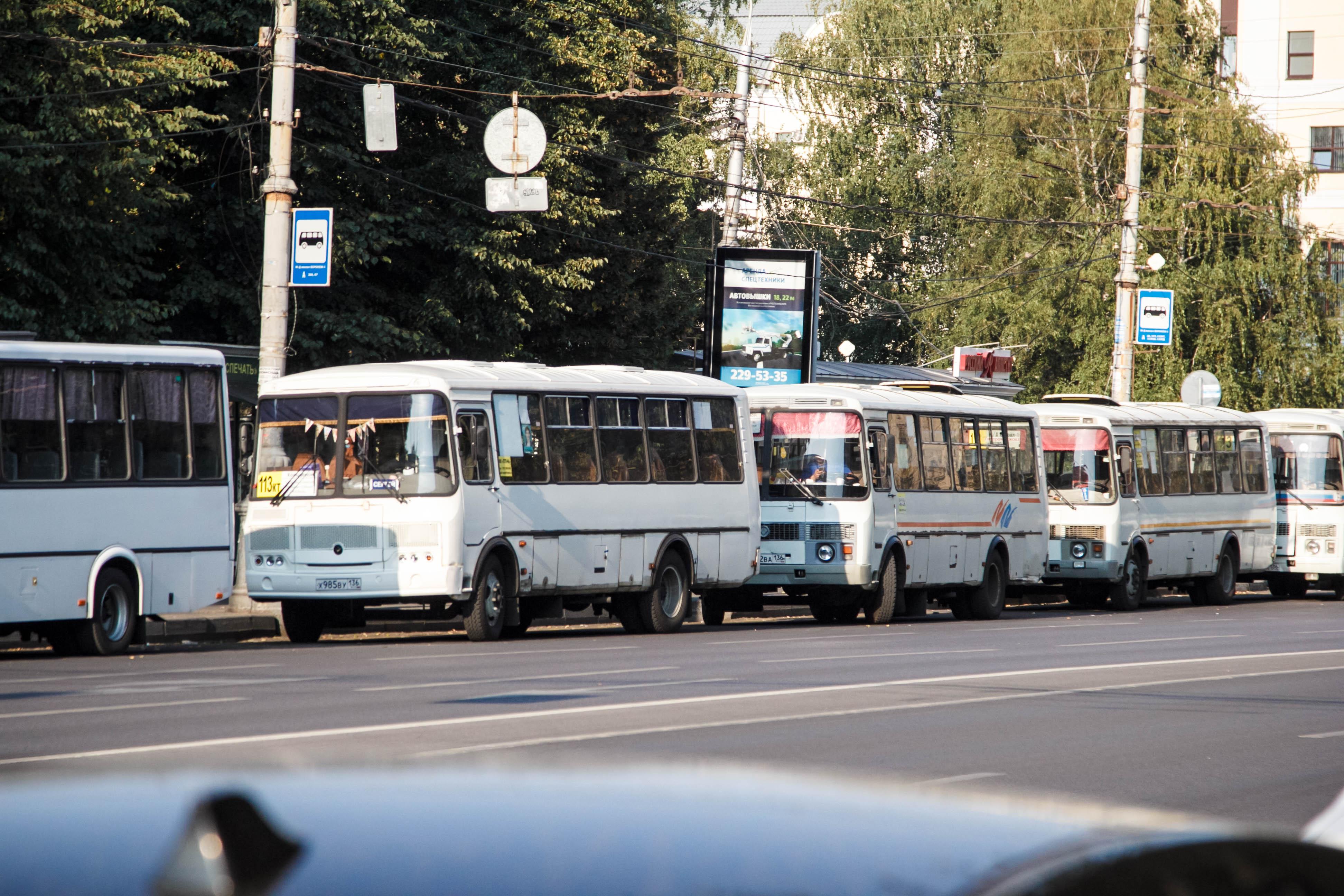 Специальные автобусы до кладбищ запустят в Воронеже на Пасху