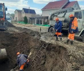 Из-за аварии один микрорайон Воронежа полностью остался без воды