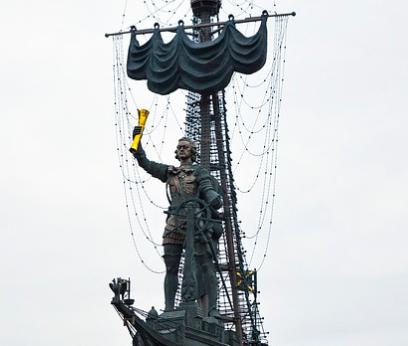 В Воронеже открылась выставка, посвященная роли Петра в освоении русского флата