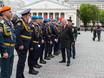 Как в Воронеже прошел парад Победы 193411