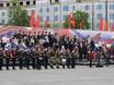Как в Воронеже прошел парад Победы 193417