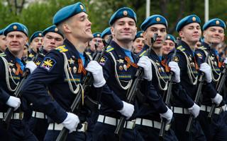 Как в Воронеже прошел парад Победы