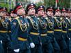 Как в Воронеже прошел парад Победы 193435