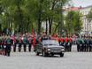 Как в Воронеже прошел парад Победы 193439