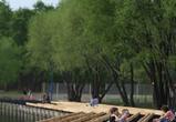 В реконструкцию парка «Дельфин» на данный момент вложили 80 млн рублей