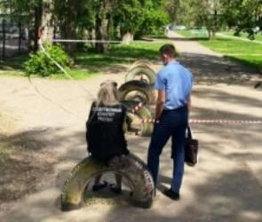 В Воронеже силовики задержали напугавшего школьников  мужчину с пистолетом