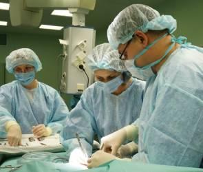Воронежские врачи сделали операцию малышке с «зеркальными» внутренними органами