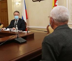 Вадим Кстенин провел первый личный прием граждан после длительного перерыва