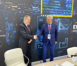 Воронежский губернатор обсудил с послом Израиля возможности сотрудничества
