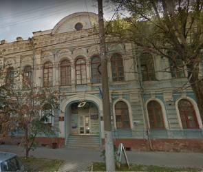 Старинный дом купца Харина отреставрируют в центре Воронежа