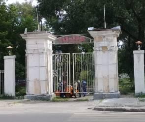 В Воронеже ищут умельца для реконструкции входной группы сквера Тельмана