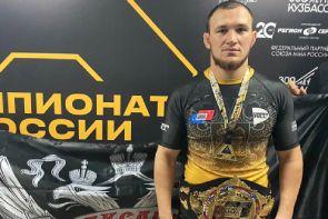 Воронежский фермер-боец стал чемпионом России по ММА и выступит на мировой арене