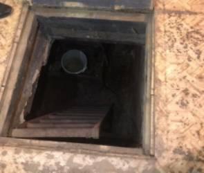 Удерживавшего в подвале свою жену и дочь воронежца арестовали