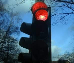 В Воронеже удар молнии вывел из строя светофоры