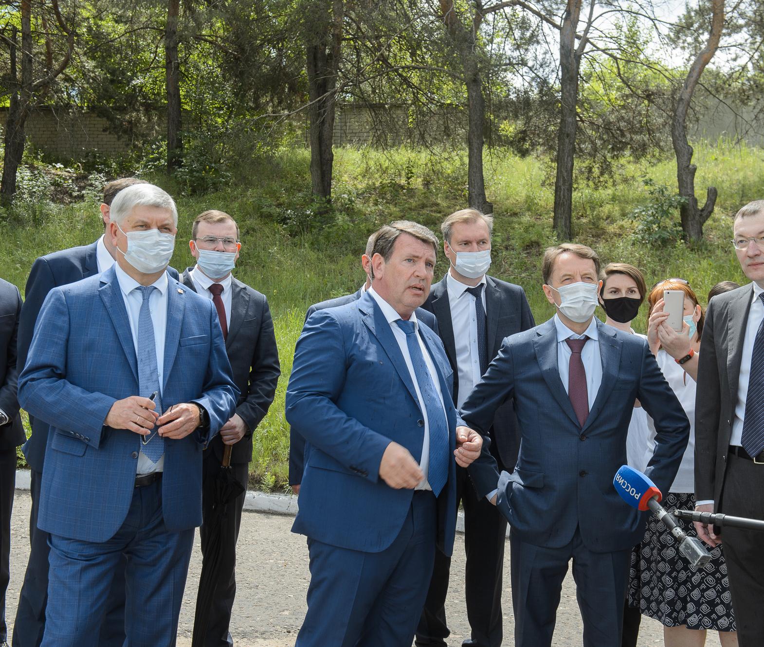 В реконструкцию очистных сооружений в Воронеже вложат еще 4 млрд рублей