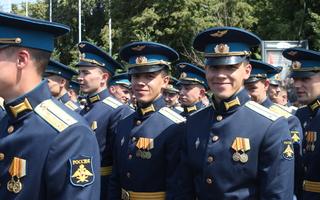 Выпуск Военно-воздушной академии