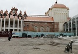 Фасад театра кукол «Шут»  отремонтируют к концу года