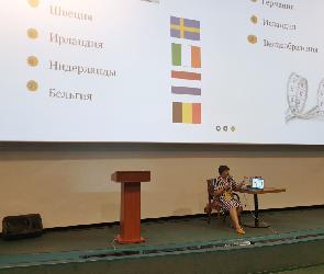 Профессор Ирина Фатеева: Разумному потреблению контента тоже нужно учиться
