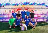 Состоялся III ежегодный «Корпоративный кубок-2021» по футболу среди предприятий