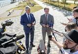 Набережную на левом берегу Воронежа благоустроят к 2025 году