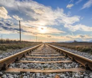 В воронежской Калаче установили памятник в честь 125-летия железнодорожной ветки