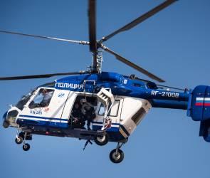 Нарушения ПДД в Воронежской области будут фиксировать с помощью вертолетов