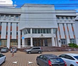 В Воронеже начали сносить часть старейшего бизнес-центра «Апекс»