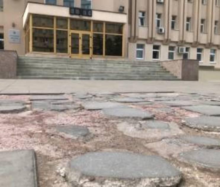 Стало известно, кто благоустроит сквер у областной думы в Воронеже