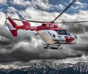 Трое прилетевших на вертолете в Воронеж больных COVID-19 скончались