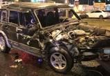 В Воронеже столкнулись «Нива» и ВАЗ: пострадали шесть человек, погиб ребенок