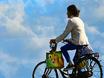 Польза велосипеда...