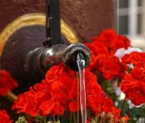 Два самых больших воронежских фонтана не отключат в день ВДВ