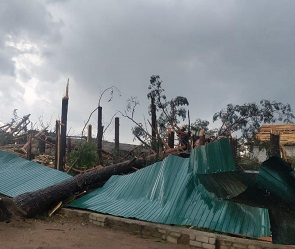 «Россети» устраняют последствия урагана в ЦФО и Приволжье