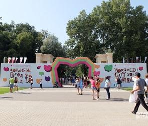 В экс-парке «Динамо» демонтировали все уличные тренажеры