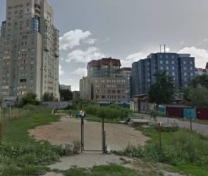 На месте снесенной площадки для выгула собак на Кропоткина появится новый сквер