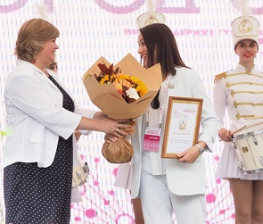 Мэрия Воронежа стала победительницей фестиваля «Город-сад»
