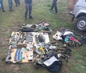 Винтовки и гранаты: у воронежского стрелка обнаружили целый арсенал оружия