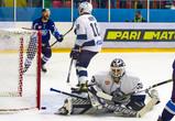 Победа «Бурана» над питерским «Динамо»