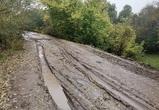 Жители Семилукского района обратились в прокуратуру из-за плохого ремонта дороги