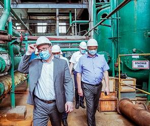 В обновление котельных, ЦТП и теплосетей Воронежа за 3 года вложили 1,2 млрд руб