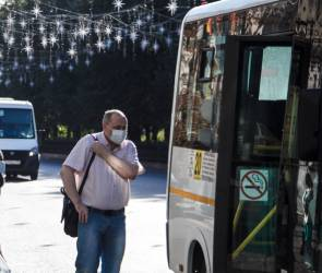 Названа сумма штрафа за проезд в воронежских автобусах без маски