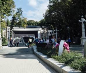 На благоустройство Центрального парка воронежские власти потратят 4,3 млн рублей