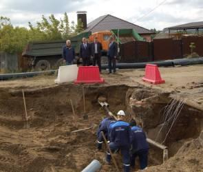 На ремонт аварийного коллектора в воронежской Россоши потратят 21 млн рублей