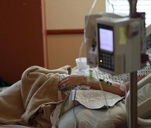 В ковидных стационарах Воронежской области находятся 337 пациентов на ИВЛ