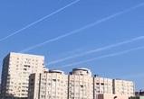 Воронежцы, кроме ковида, боятся полос на небе