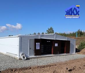 Благодаря поддержке губернатора в Лисках построили новую станцию водоподготовки