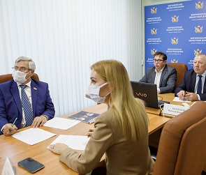 В Воронежской областной думе начались обсуждения бюджета региона на 2022 год